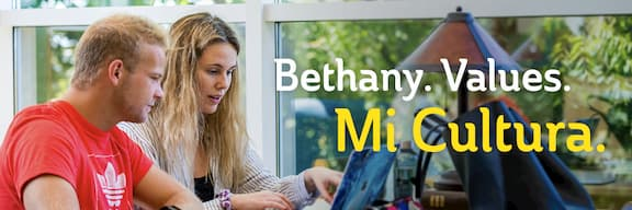 Bethany. Values. Mi Cultura.